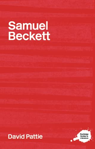 9780415202541: Samuel Beckett (Routledge Guides to Literature)