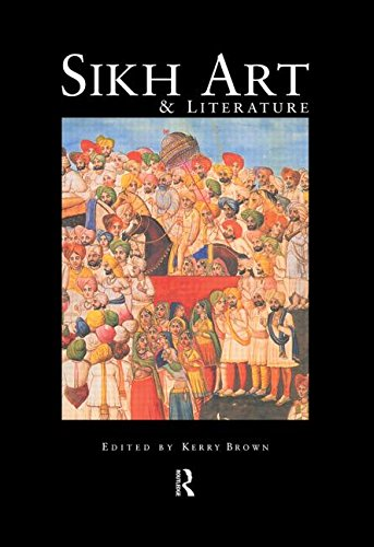 9780415202886: Sikh Art and Literature