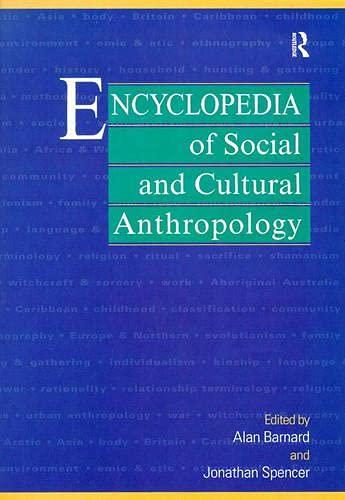 9780415203180: Ency Of Social & Cult Anthropo