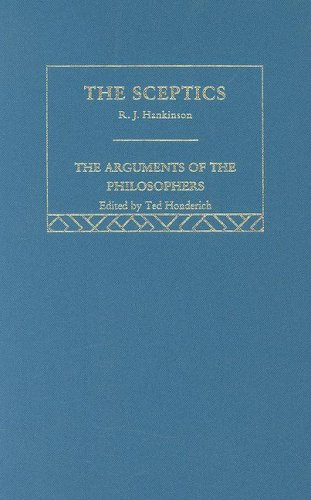 9780415203531: The Sceptics (The Arguments of the Philosophers) (Volume 33)