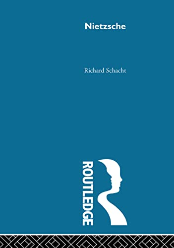 9780415203715: Nietzsche: The Arguments of the Philosophers (Volume 23)
