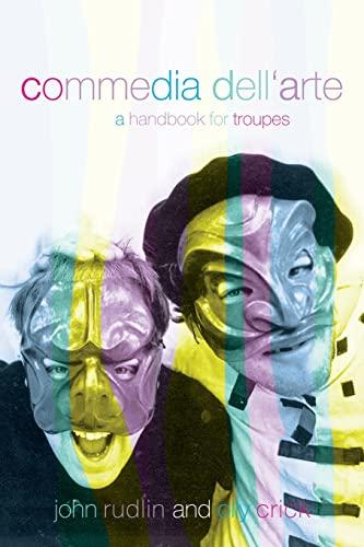 9780415204095: Commedia Dell'Arte: A Handbook for Troupes