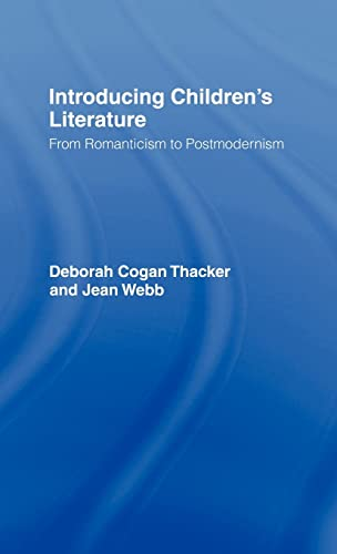 9780415204101: Introducing Children's Literature: From Romanticism to Postmodernism
