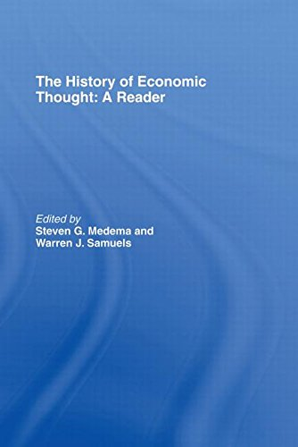 9780415205504: The History of Economic Thought: A Reader