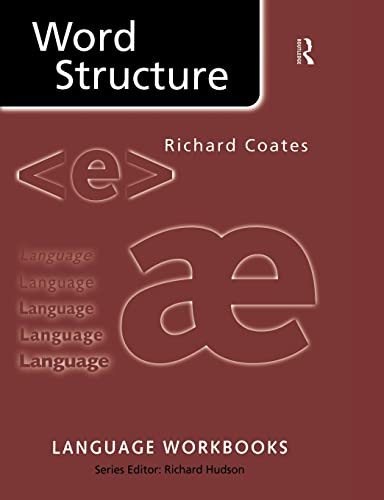 9780415206310: Word Structure (Language Workbooks)