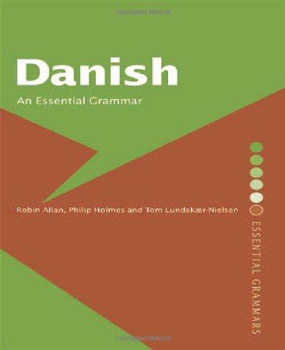 9780415206785: Danish: An Essential Grammar