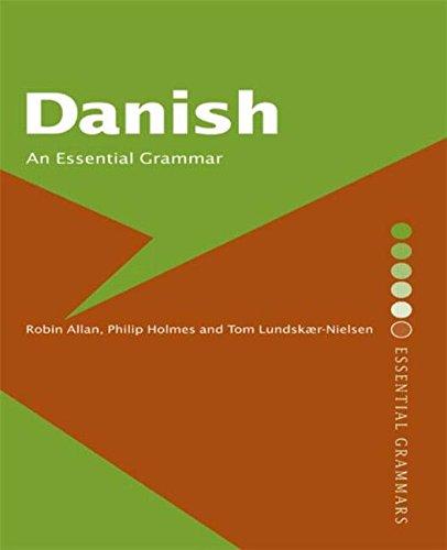 9780415206792: Danish: An Essential Grammar