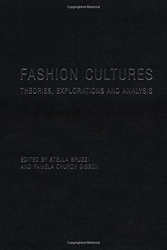9780415206853: Fashion Cultures: Theories, Explorations and Analysis