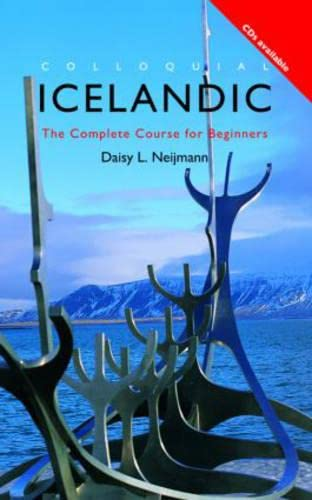 9780415207065: Colloquial Icelandic: The Complete Course for Beginners (Routledge Colloquials)