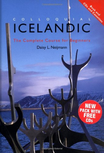 9780415207089: Colloquial Icelandic: The Complete Course for Beginners (Colloquial Series)