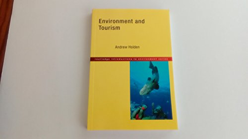 9780415207188: Environment and Tourism (Routledge Introductions to Environment: Environment and Society Texts)