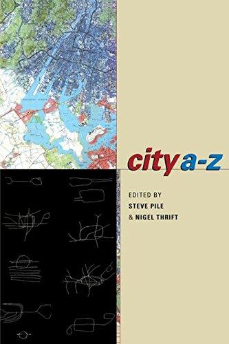 9780415207270: City A-Z: Urban Fragments