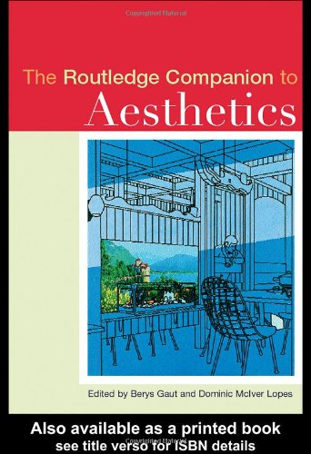 9780415207379: The Routledge Companion to Aesthetics (Routledge Philosophy Companions)