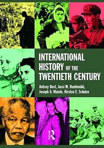9780415207409: International History of the Twentieth Century