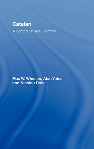9780415207775: Catalan: A Comprehensive Grammar (Routledge Comprehensive Grammars)