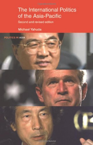 9780415207973: The International Politics of the Asia Pacific: Second Edition