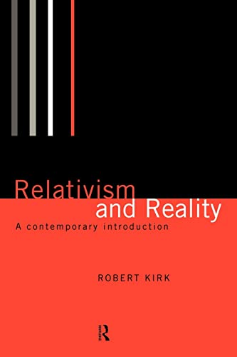 9780415208161: Relativism and Reality: A Contemporary Introduction
