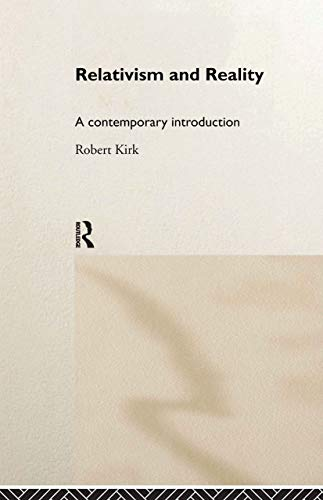 9780415208178: Relativism and Reality: A Contemporary Introduction
