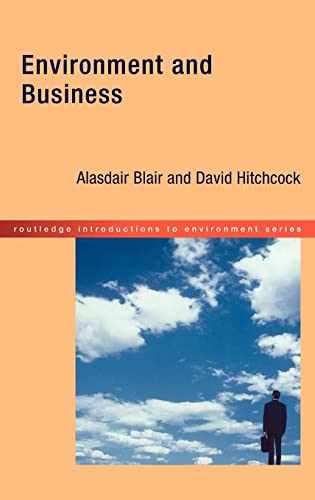 Environment and Business: David Hitchcock