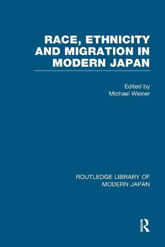 9780415208550: Race Ethnicity&Migra in Mod Jap V1