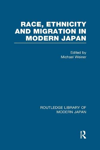 Race Ethnicity&Migra In Mod Ja (0415208564) by Michael Weiner