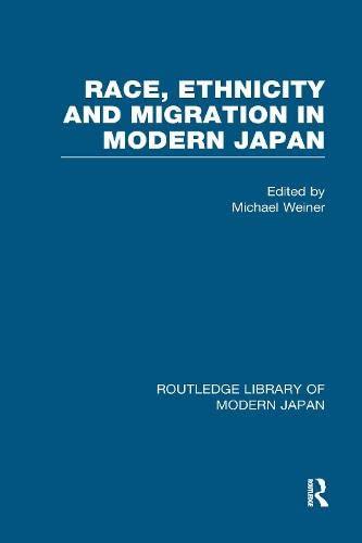 9780415208574: Race Ethnicity&Migra in Mod Jap V3