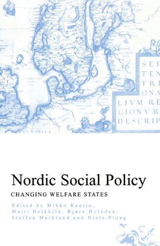 9780415208765: Nordic Social Policy: Changing Welfare States