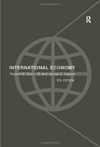 9780415208796: International Economics