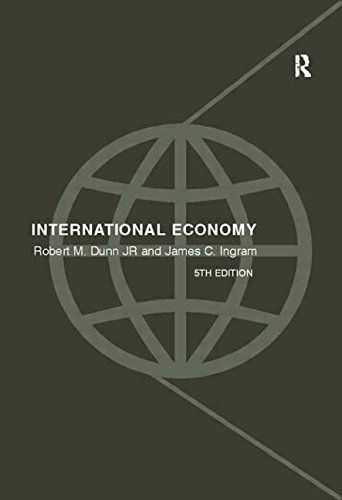 9780415208802: International Economics
