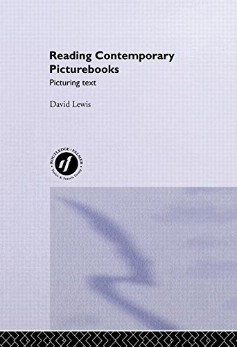 9780415208864: Reading Contemporary Picturebooks: Picturing Text: The Contemporary Children's Picturebook
