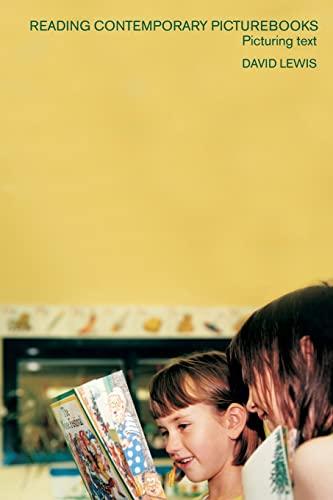 9780415208871: Reading Contemporary Picturebooks: The Contemporary Children's Picturebook