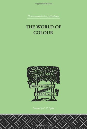 9780415209618: International Library of Psychology: The World Of Colour