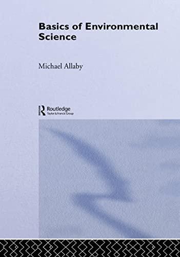 9780415211758: Basics of Environmental Science