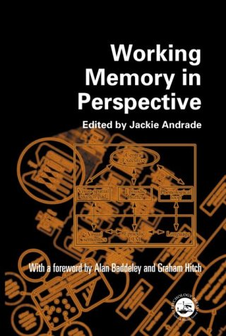 9780415211994: Working Memory in Perspective