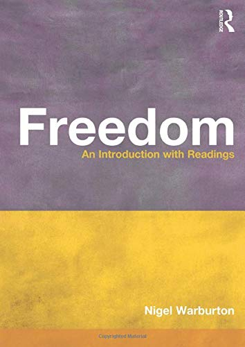 9780415212465: Freedom: An Introduction with Readings (Philosophy and the Human Situation)