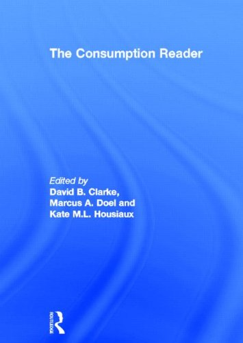 9780415213769: The Consumption Reader