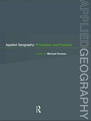 9780415214193: Applied Geography: Principles and Practice