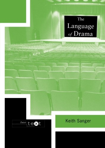 9780415214230: The Language of Drama (Intertext)