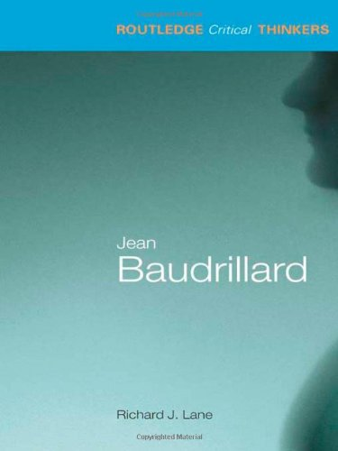 9780415215145: Jean Baudrillard (Routledge Critical Thinkers)