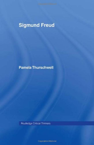 9780415215206: Sigmund Freud (Routledge Critical Thinkers)
