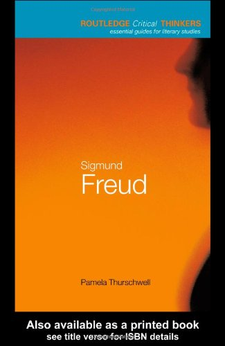 9780415215213: Sigmund Freud (Routledge Critical Thinkers)