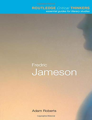 9780415215237: Fredric Jameson (Routledge Critical Thinkers)