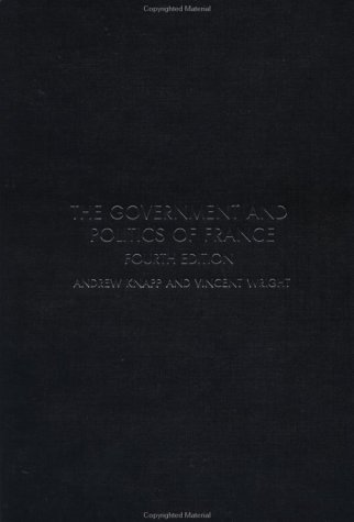 9780415215268: The Government and Politics of France