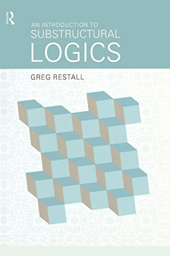 9780415215343: An Introduction to Substructural Logics