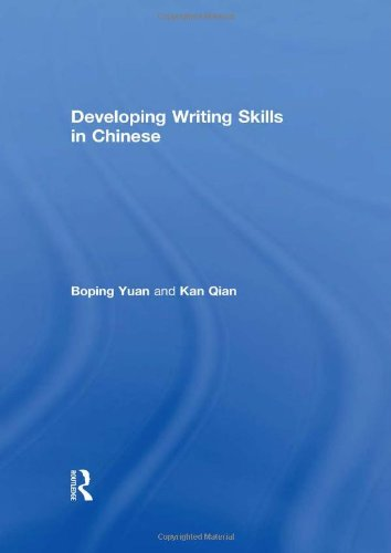 9780415215831: Developing Writing Skills in Chinese
