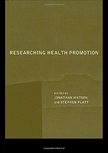 9780415215909: Researching Health Promotion