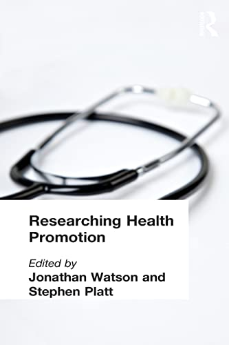 9780415215916: Researching Health Promotion