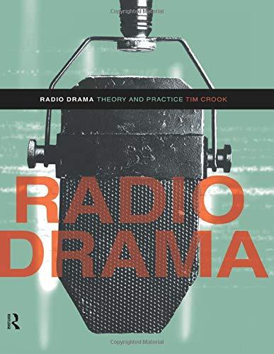 9780415216036: Radio Drama