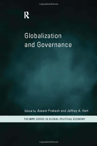9780415216043: Globalization and Governance (RIPE Series in Global Political Economy)