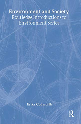 9780415216173: Environment and Society (Routledge Introductions to Environment: Environment and Society Texts)